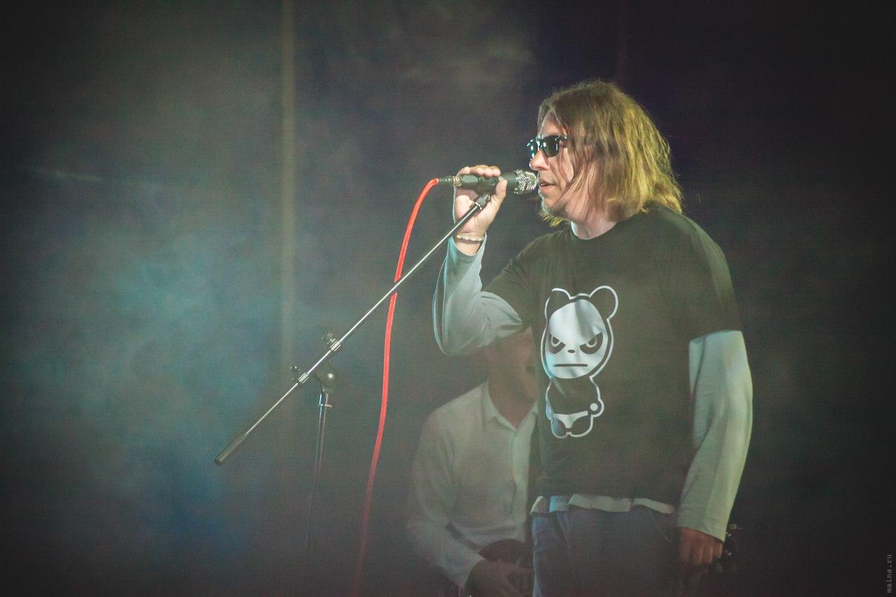 Фото с концерта в Минусинске.