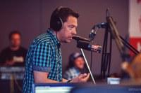 Эфир на НАШЕм Радио (фото).