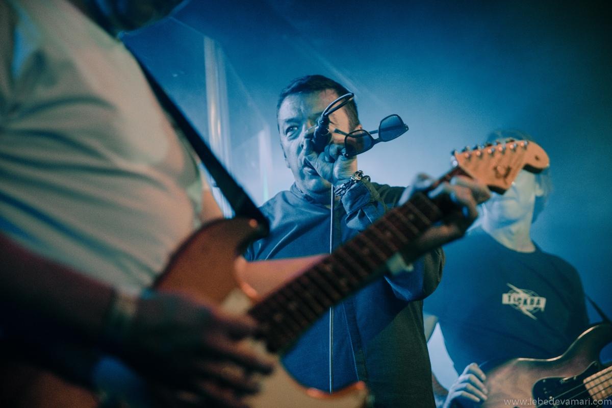 Фото-отчет с концерта в Москве.