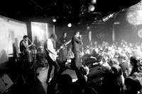 """Фотографии с концерта в клубе """"16 Тонн""""."""