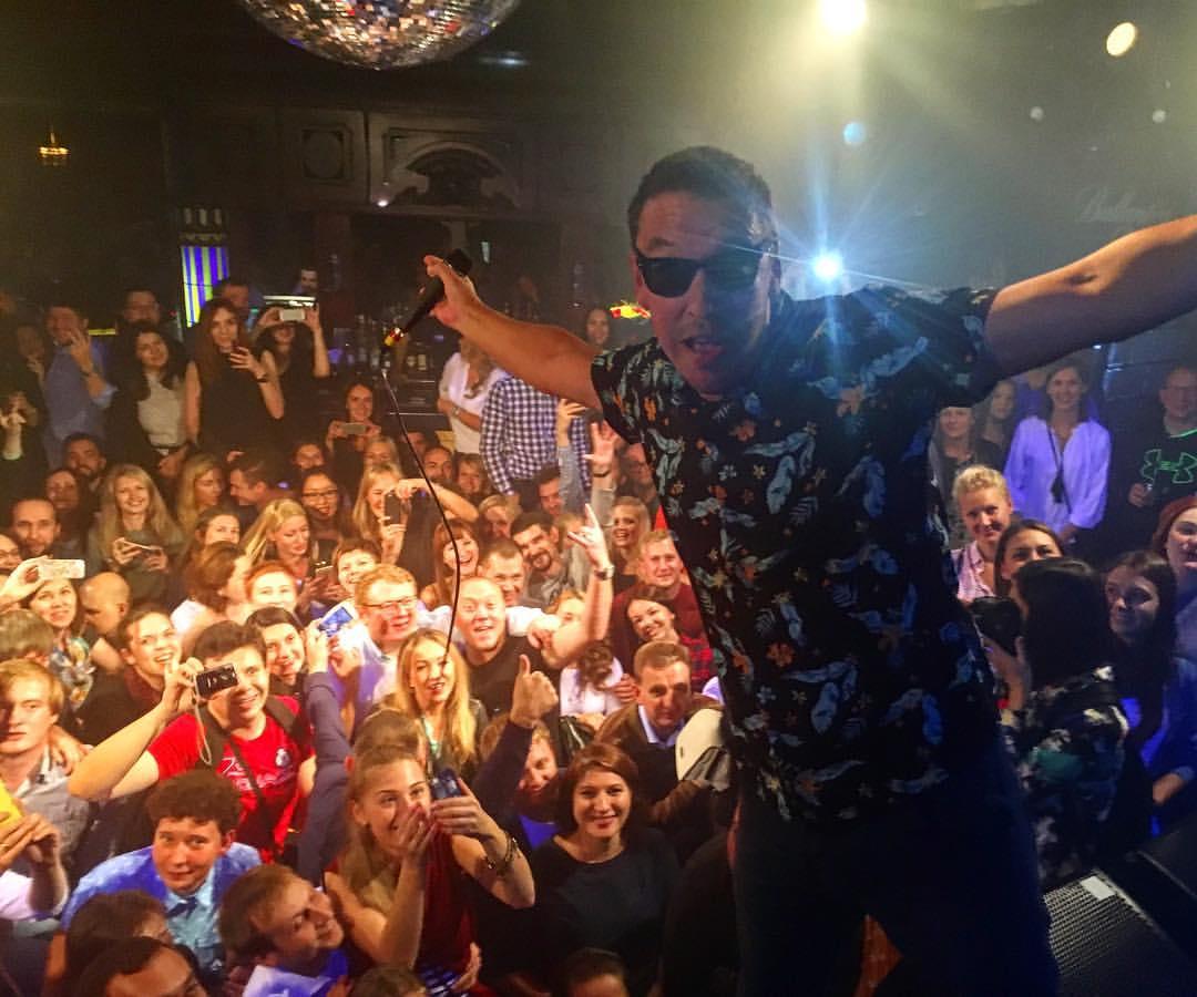 "Концерт в клубе ""16 Тонн"" 9 сентября (фото)."