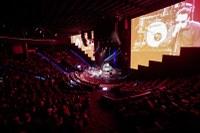 Концерт в Vegas City Hall.