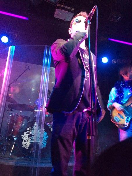 Новогодний концерт (фото+видео).